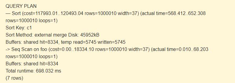 Query Optimization in PostgreSQL  EXPLAIN Basics – Part 3