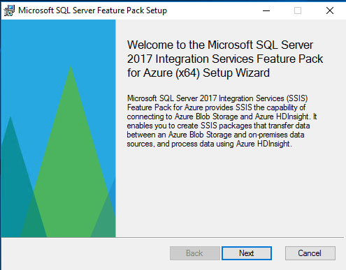 Upload Documents to Azure Data Lake and Export Data Using SSIS
