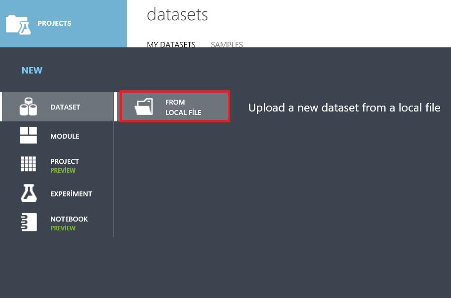 Azure Machine Learning Storage