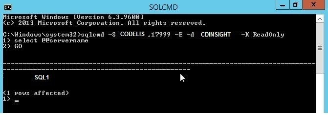 SQLCMD-SQL1