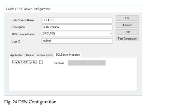 Configuring Heterogeneous Database Replication – SQL Server