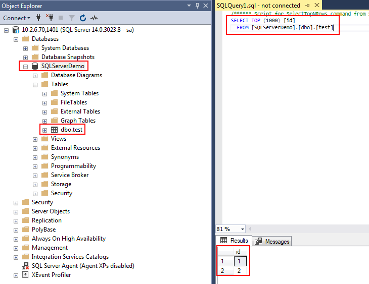 Docker and SQL Server on Linux | {coding}Sight