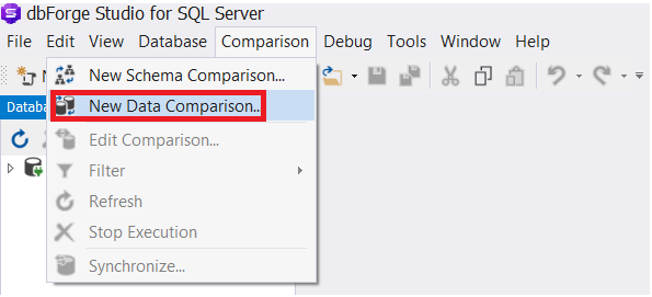 Different Ways to Compare SQL Server Tables Schema and Data