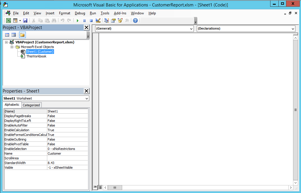 Run Excel Macro using SSIS Script Task | {coding}Sight