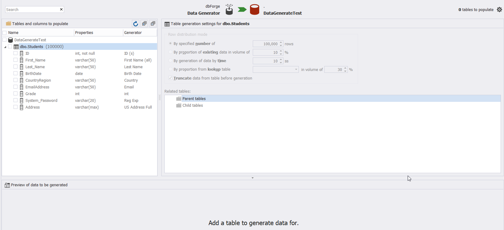 Generating Test Data in SQL Server | {coding}Sight
