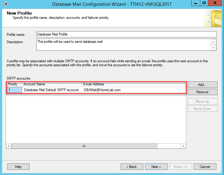 Configuring Database Mail in SQL Server   {coding}Sight
