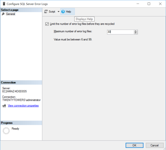 Error Log: Navigating SQL Server Error Logs