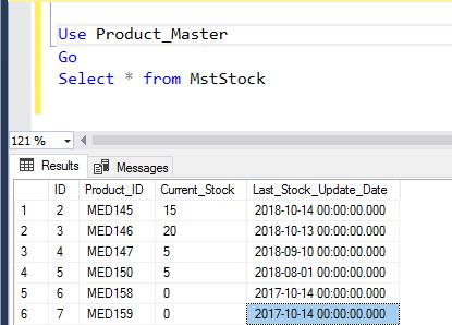 MERGE statement in SQL Server