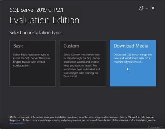 Evaluation edition