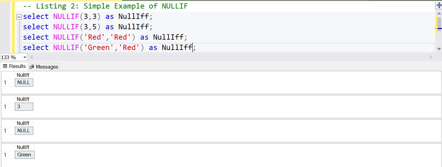 nulls server