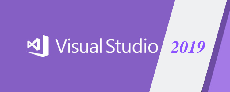 Visual Studio 2019 Banner