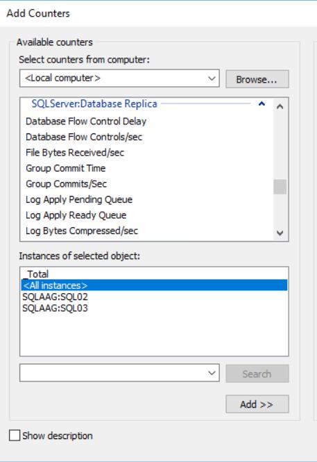 SQLServer Database Replica Object