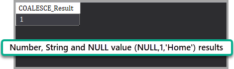 'Number, String, and a NULL' Example